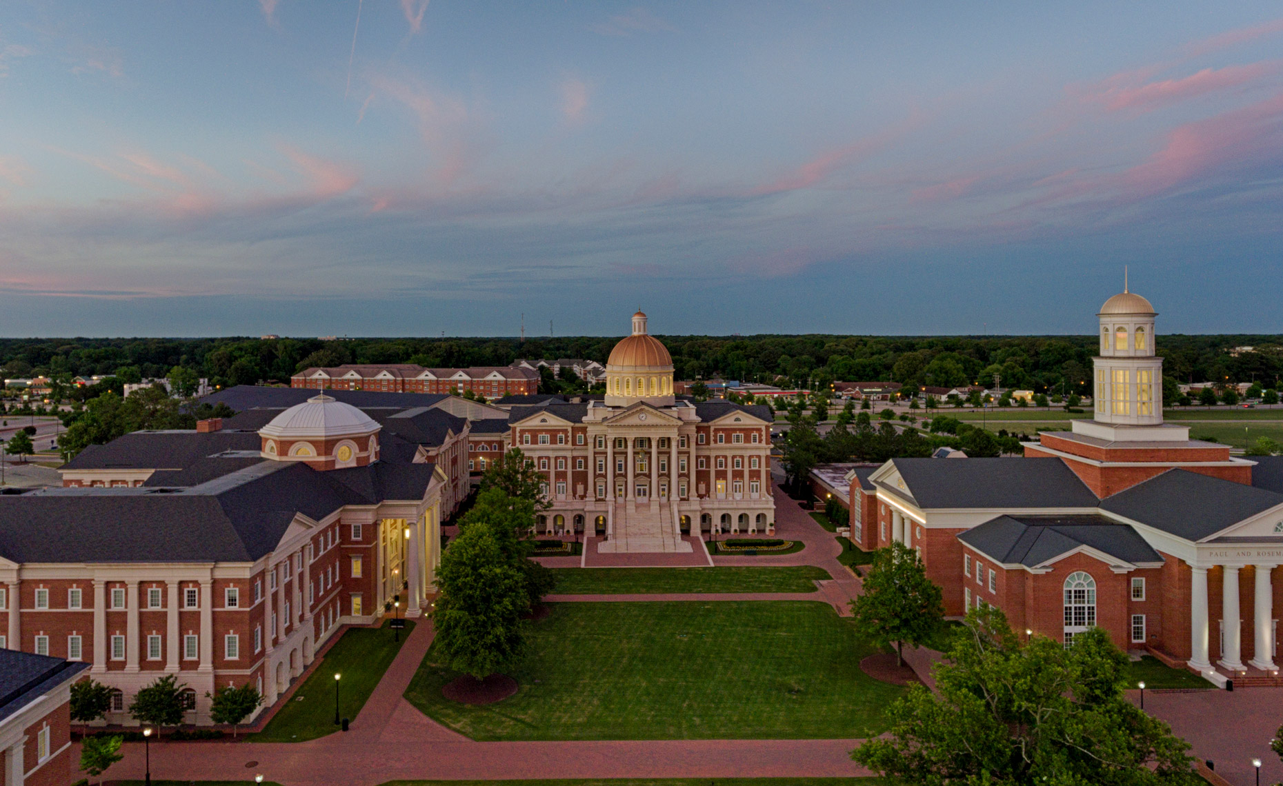 Christopher Newport Hall