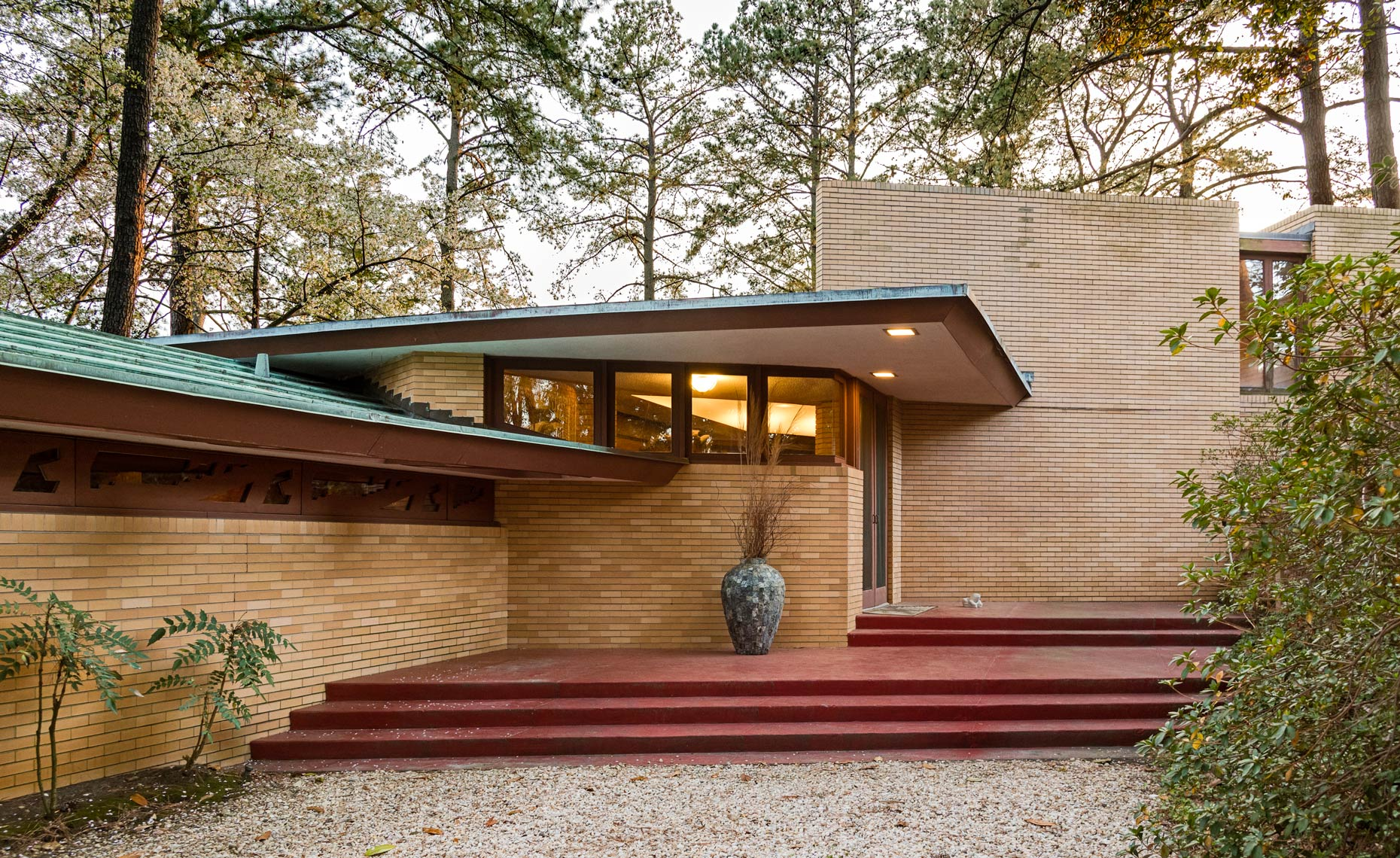 Frank Lloyd Wright • Cooke House