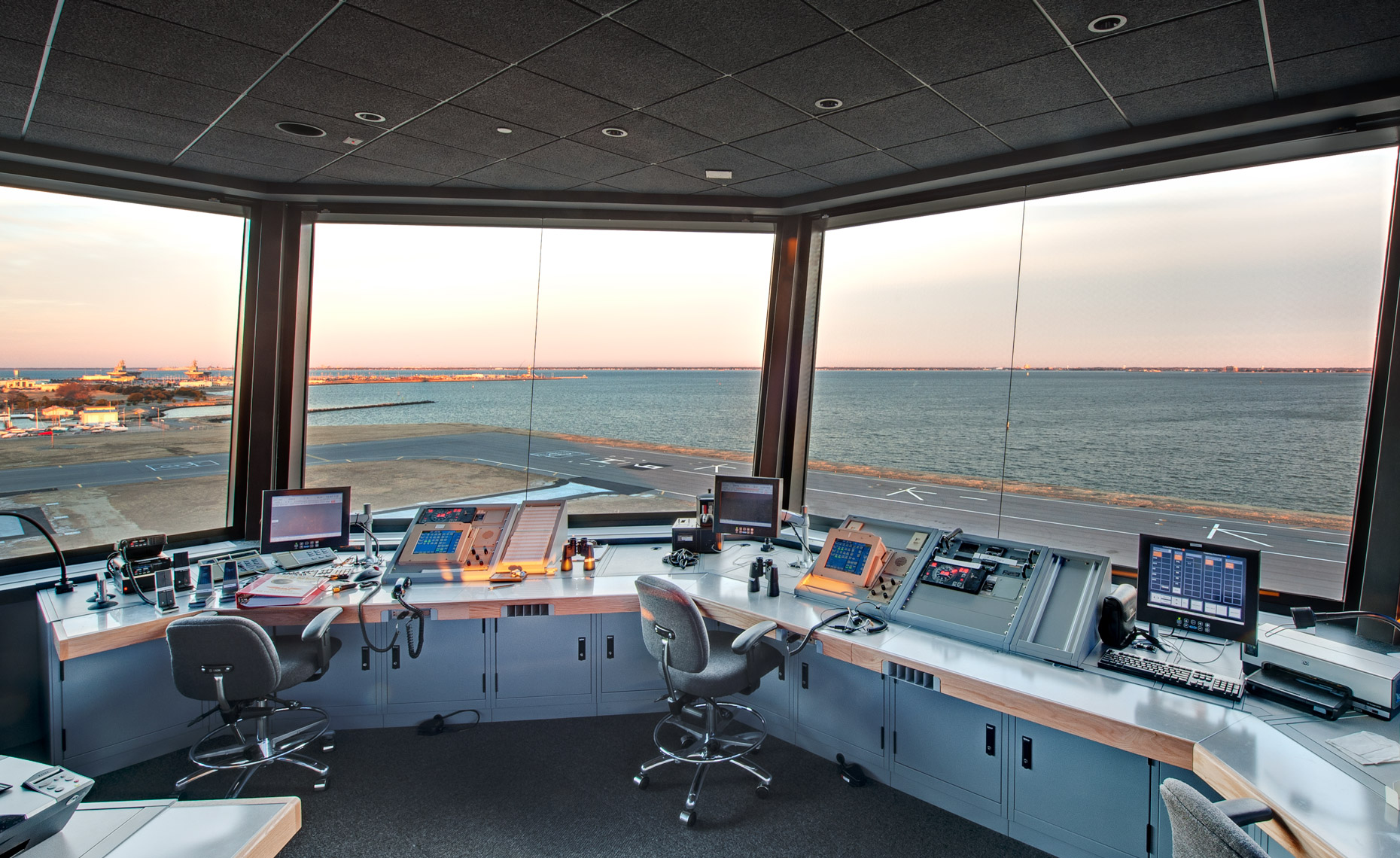 P767 Air Control Tower
