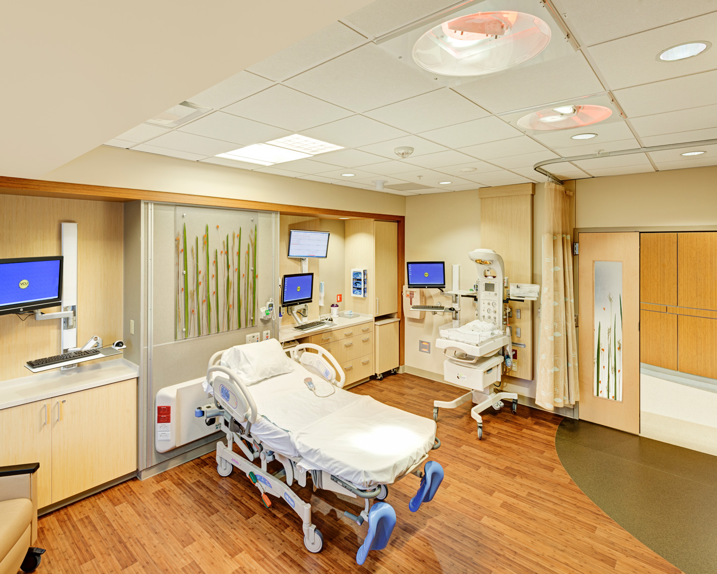 VCU Labor & Delivery Unit