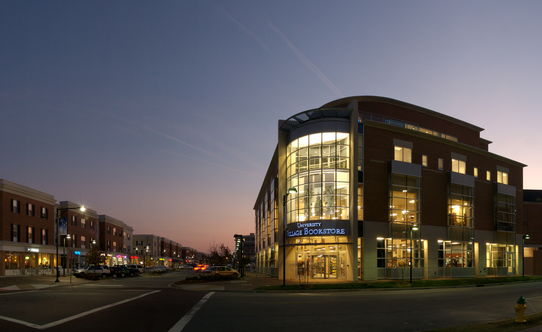 Old Dominion University Bookstore