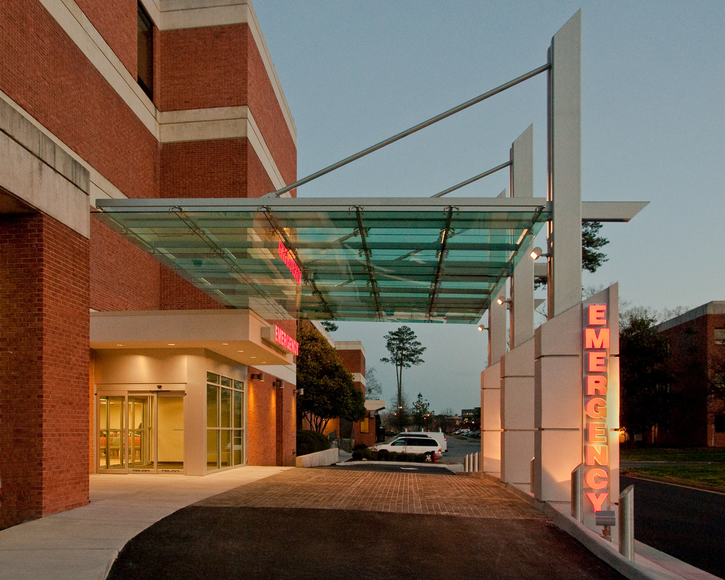 Chesapeake Regional Medical Center Emergency Room Renovation & Addition