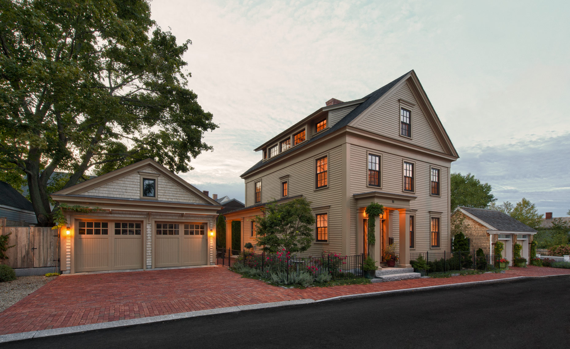 Newburyport | Massachusetts | Private Residence